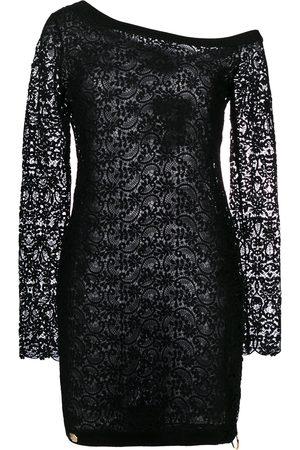 Philipp Plein Asymmetric dress