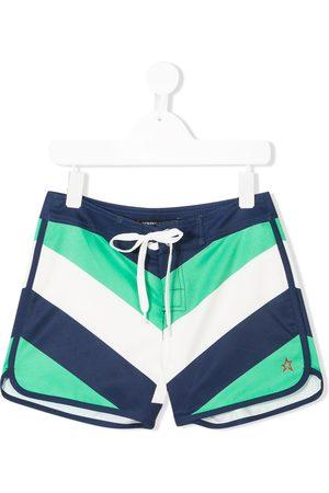 Perfect Moment Chevron swim shorts
