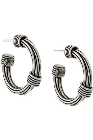 Gas Bijoux Ariane hoop earrings