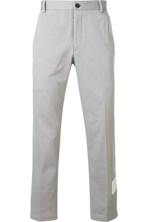 Thom Browne Unconstructed Cotton Twill Chino Trouser