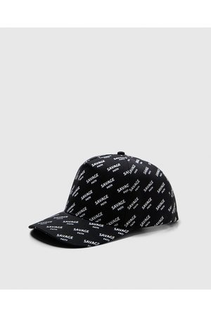 Zara PRINTED CAP WITH SLOGAN