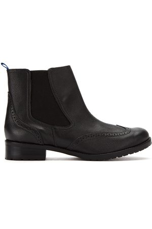 Blue Bird Women Boots - Leather chelsea boots
