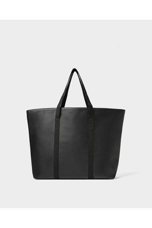 Zara BASIC TOTE BAG