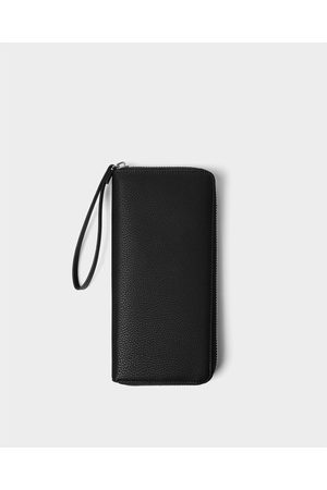 Zara Wallets - XL EMBOSSED WALLET
