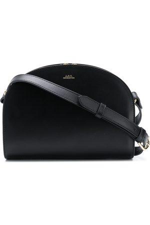 A.P.C Half-moon shoulder bag