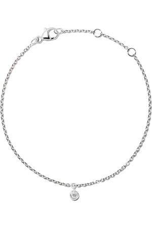 De Beers 18kt My First one diamond bracelet