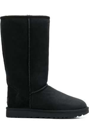 UGG Fur-lined snow boots