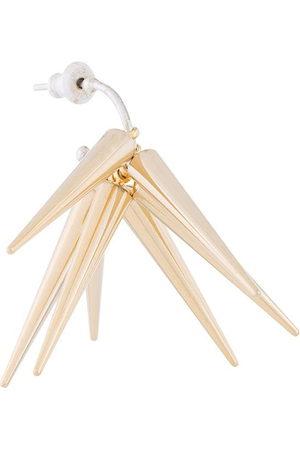 E.M. Spike cluster earring