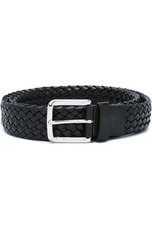 Church's Men Belts - Square buckle woven belt