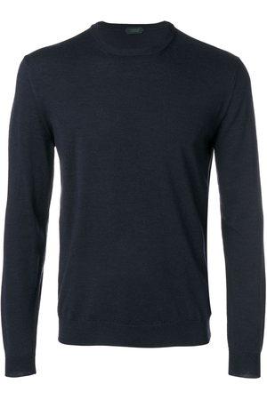 ZANONE Crew-neck knit jumper