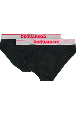 Dsquared2 Logo briefs 2 pack