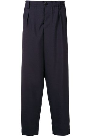 Marni Drop-crotch tailored trousers