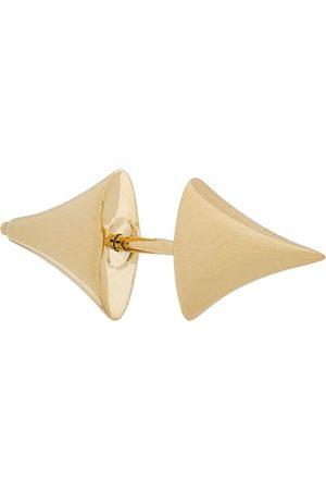SHAUN LEANE Rose Thorn large bar earring