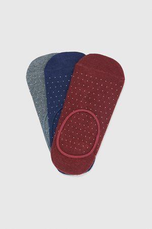 Zara Socks - PACK OF NO-SHOW SOCKS