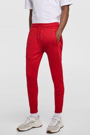 Zara Biker jogging trousers