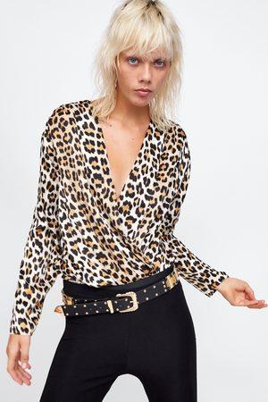 Zara PRINT BODYSUIT