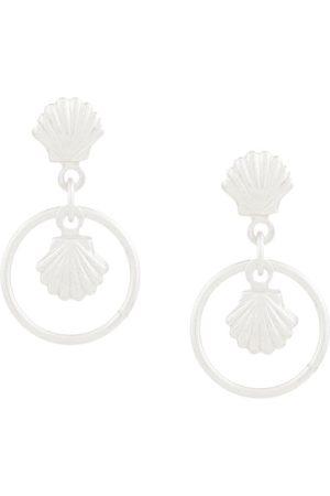 Petite Grand Women Earrings - Shell earrings