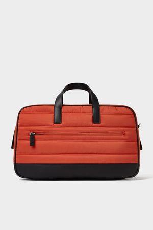 Zara SPORTY BOWLING BAG