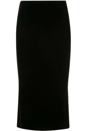 Marchesa Pencil midi skirt