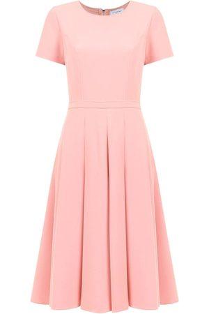 Olympiah Spezzia flared dress
