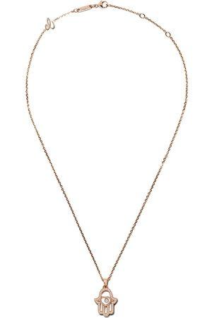 Chopard 18kt Good Luck Charms diamond pendant necklace