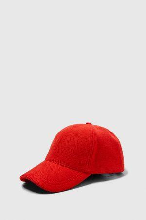 Zara TEXTURED WEAVE CAP