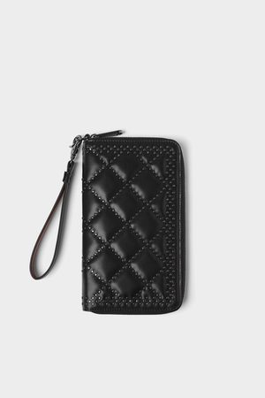 Zara STUDDED WALLET