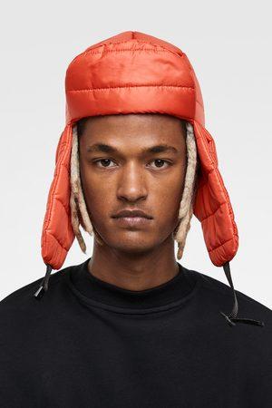 Zara QUILTED HAT