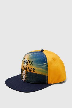 Zara PRINTED CAP