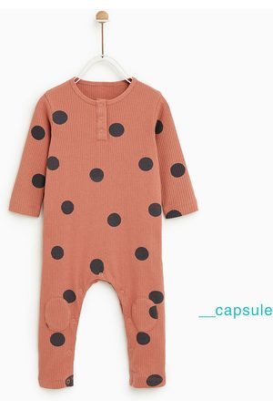 ebddcc438 Cotton baby sleepsuits