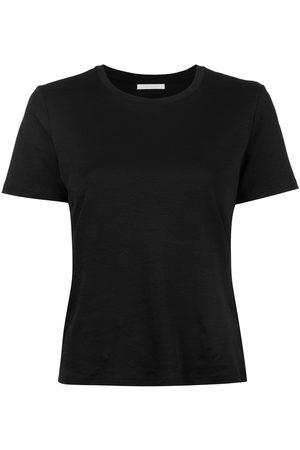 JOHN ELLIOTT Women Short Sleeve - High twist cotton T-shirt