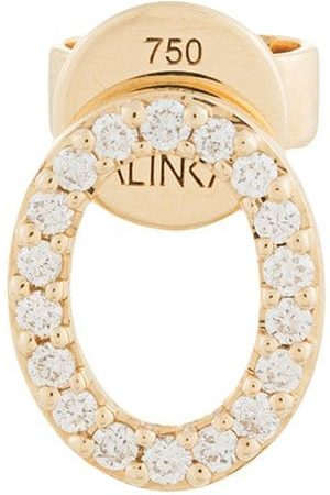 ALINKA 18kt yellow CLOUD diamond stud