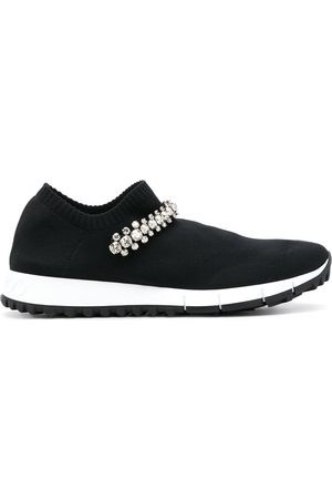 Jimmy choo Verona knit embellished sneakers