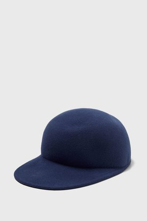 Zara FELT WOOL CAP