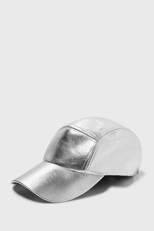 Zara METALLIC FINISH CAP