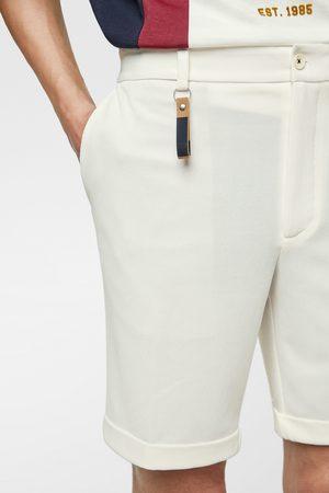 Zara Shorts - BERMUDA SHORTS WITH KEY RING DETAIL