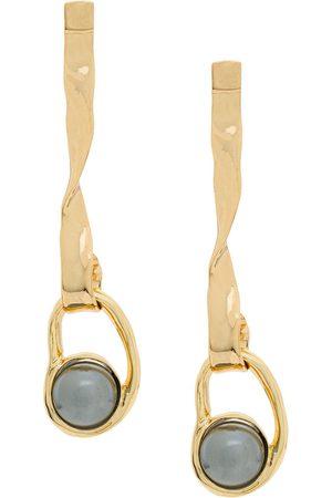 Coup De Coeur Women Earrings - Liquid Pearl Drop earrings