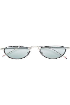 Thom Browne Cat-eye tinted sunglasses