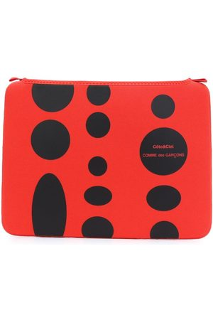 Comme des Garçons Men Laptop Bags - Polka dot laptop pouch