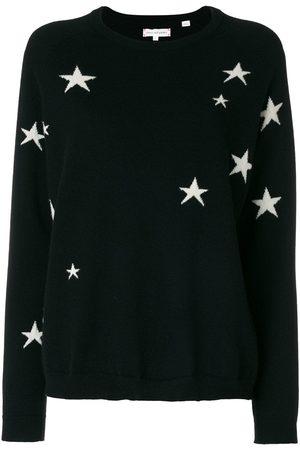 Chinti & Parker Star knit cashmere jumper