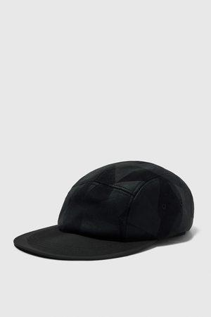 Zara Caps - GEOMETRIC PRINT CAP
