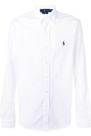 Ralph Lauren Button down logo shirt