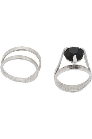 WOUTERS & HENDRIX Women Rings - My Favourites onyx stone ring