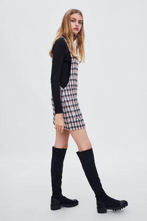Zara TRACK SOLE TALL BOOTS