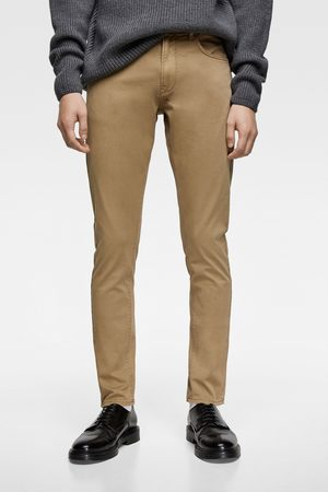 Zara Skinny Pants - COLOURED SLIM FIT TROUSERS
