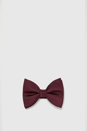 Zara KNOTTED BOW TIE