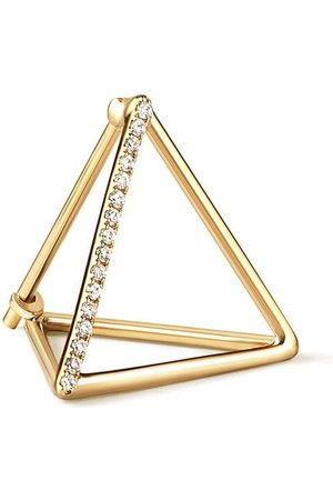 SHIHARA Diamond Triangle Earring 15 (01)