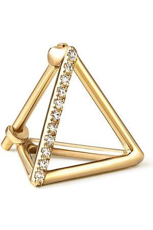SHIHARA Diamond Triangle Earring 10 (01)