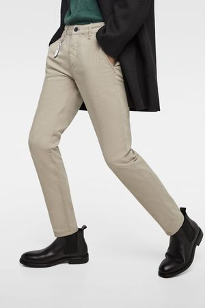 Zara Chinos - NEW SKINNY CHINO TROUSERS