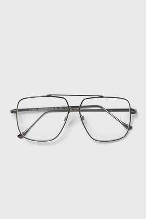 Zara SUNGLASSES WITH METAL FRAME